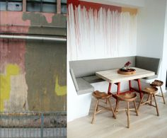 """Bringing the colours of Chai Wan inside Insight's pantry"" How to take inspiration from your environment ..."