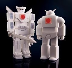 Take both Nekobot and Voltron USB drives in white.
