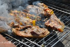 Plat Simple, Foie Gras, Bbq, Pork, Meat, Cooking, Desserts, Recipes, Barbecued Lamb