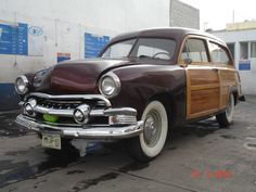 '51 Ford Country Squire