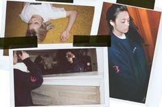 HIDDEN CHARACTERS Delivers 2016 Spring/Summer Polaroid Lookbook