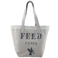 FEED Peace Bag