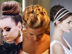 updos make-up-and-all