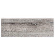 Kivu Ceniza Wood Plank Ceramic Tile - 7in. x 20in. - 100085299   Floor and Decor