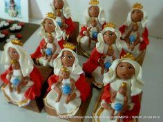 Virgencitas listas para el evento By Luzyamelin https://www.facebook.com/luzyamelinArtwork