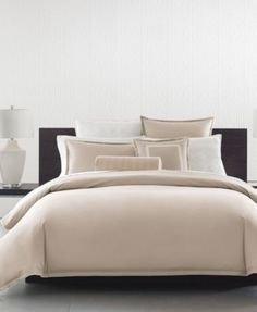 hotel collection contrast flange 680 thread count bedding collection only at macyu0027s macys