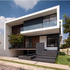 """✨ Guadalajara House by GLR Architects / Located in #Mexico"""