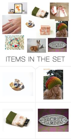 """""""Etsy's treasuries"""" by shushahandmade ❤ liked on Polyvore featuring art"""