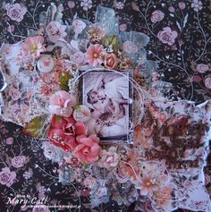 Mary's Crafty Moments: ''Mother...'' - GD Layout for Cuts2luv