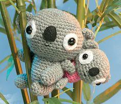 Mom & Baby Koala - in an Ebook - by Ana Paula Rimoli