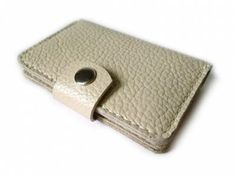 Код 209. Удивительный миниатюрный кошелёк из фактурной натуральной кожи с карманом для мелочи. Ручная работа. — Кожаные чехлы для iPhone, iPad, Galaxy. Ручная работа.