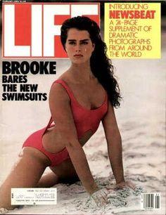 brooke shields magazine - Pesquisa Google