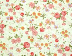 Japanese Cotton Fabric  Vintage Wallpaper  Half by theheydayshop, $7.80