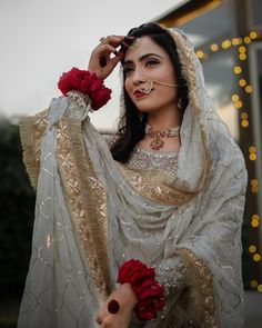 Asian Bridal Dresses, Pakistani Wedding Outfits, Pakistani Wedding Dresses, Wedding Dresses For Girls, Bridal Outfits, Indian Outfits, Whatsapp Dp, Pakistani Bridal Makeup, Pakistan Wedding