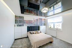 Sypialnia styl Minimalistyczny - zdjęcie od Auraprojekt - Sypialnia - Styl Minimalistyczny - Auraprojekt