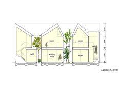 Casa Atlas / Tomohiro Hata Architect and Associates