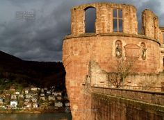 Heidelberg Castle - a different view