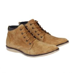 Smart Suede Shoes!