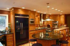 Amherst NH Transitional Kitchen