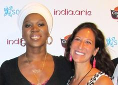 Jasmin Terrany and India Arie http://JasminBalance.com/jasmin-terrany-and-india-arie/