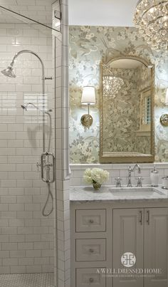 Awdh Sm Blacha Master Bath After 2 Ellebright Designs Pretty Bathrooms