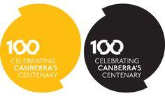 Canberra 100 Logo Detail