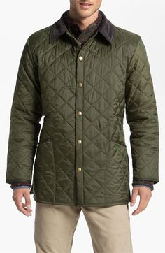 Barbour 'Liddesdale' Quilted Jacket | Nordstrom
