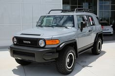 We're explaining what it's like to take the Orlando Toyota FJ Cruiser on a test drive! Get the details.