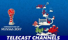 The broadcasting rights of FIFA Confederations Cup 2017 football competition have been announced. Watch the upcoming game of FIFA Confd. Cup 2017 on your Television as here we are providing you com…