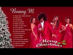 Boney M Christmas Songs Album - Best Christmas Songs Of Boney M - Marry Christmas 2018 - YouTube