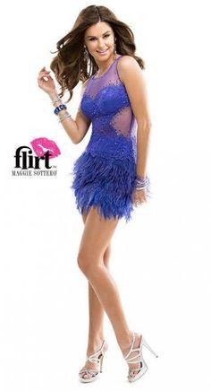 Flirt Prom by Maggie Sottero Dress P2861 | Terry Costa Dallas  @Terry Costa  #flirtprom