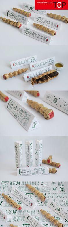 Bamboo Shell Tea Cool Packaging, Coffee Packaging, Print Packaging, Japanese Packaging, Graphic Design Print, Graphic Design Branding, Label Design, Package Design, Organic Supermarket
