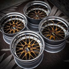 BBS LM's converted into deep dish Jdm Wheels, Aftermarket Wheels, Truck Wheels, Chrome Wheels, Rims For Cars, Rims And Tires, Wheels And Tires, Ae86, Custom Wheels