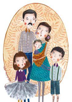 :) Kürti Andrea; Kürtiandi, clothing & illustration