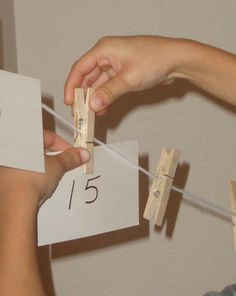 Find & Clip – Number Sequencing Activity