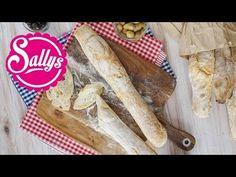 Sallys Rezepte - Magisches Baguette / Baguette Magique / sehr einfach