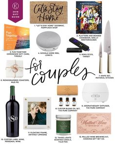 The Everygirl's 2018 Budget-Friendly Holiday Gift Guide Bday Gifts For Him, Surprise Gifts For Him, Thoughtful Gifts For Him, Romantic Gifts For Him, Diy Gifts For Dad, Personalised Gifts For Him, Customized Gifts, Gifts For Couples, Husband Gifts