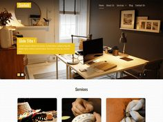 Onefold - Popular — Free WordPress Themes