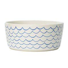 Sketched Wave Bowl
