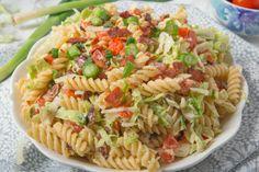 B-L-T Pasta Salad