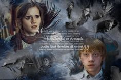 Hermione & Ron :)