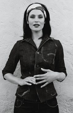 Gemma Arterton by Anton Corbin