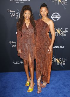 Chloe x Halle Prove That Their Fashion Sense Is Grown-ish Too! Chloe Halle, Grown Ish, Forever 21 Outfits, My Black Is Beautiful, Black Girl Magic, Strapless Dress Formal, Black Women, Evening Dresses, Celebrity Style