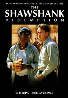The Shawshank Redemption  Great Stephen King short story and a fantastic movie.