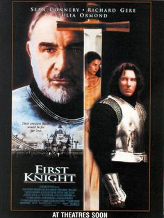 First Knight Movie Poster - Internet Movie Poster Awards Gallery
