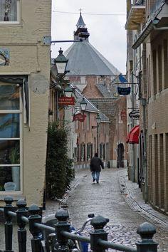 Molenstraat, s-Hertogenbosch, Noord-Brabant.