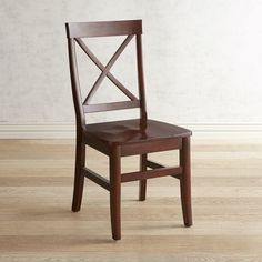 Torrance Mahogany Brown Dining Chair | Pier 1 Imports