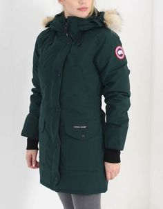 canada goose rossclair down parka