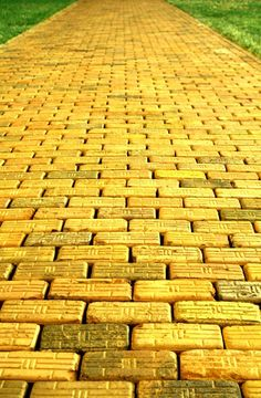 Yellow Brick Road is used for Wizard Of Oz Programming and some systems have one their Internal World. Following it takes you to different sections of our world and also serves as a runway to bring alters back into the body. There are probably other uses for this within ritual abuse programmming.