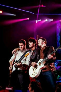 These 3 Jersey boys will forever be apart of who i am<3